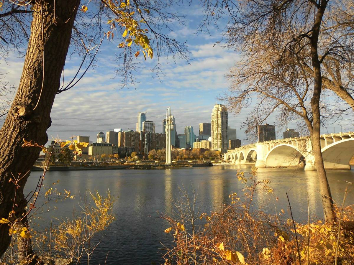 Silent Sunday: Re-discovering Minneapolis